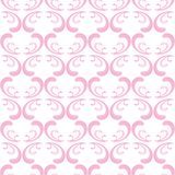 Pink seamless pattern Stock Images
