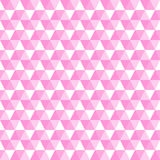 Pink Seamless patterns Stock Images