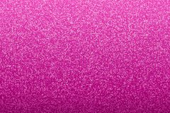 Pink seamless shimmer background with shiny silver and black paillettes stock illustration