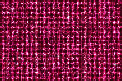 Pink seamless shimmer sequins background Royalty Free Stock Photo