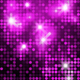 Pink shimmer sequins background Royalty Free Stock Photos