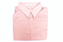 Pink shirt Royalty Free Stock Images