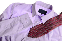 Pink shirt Royalty Free Stock Image
