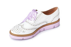 Pink shoe Royalty Free Stock Image