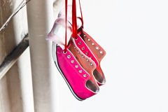 Pink shoe Royalty Free Stock Photography