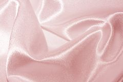 Pink silk Stock Photos