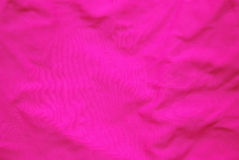 Pink silk background Stock Photos