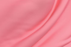 Pink silk Stock Photography