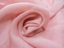 Pink silk rose abstract texture background Royalty Free Stock Photos