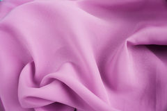 Pink silk satin Royalty Free Stock Image
