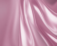 Pink silk Royalty Free Stock Photo