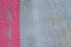 Pink and silver paint background stock photos