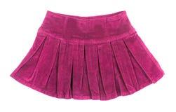 Pink skirt Royalty Free Stock Photo