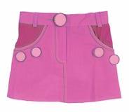 Pink skirt Stock Photos