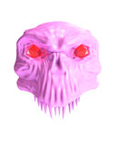 Pink Skull Stock Images