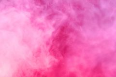 Pink sky Royalty Free Stock Image