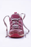 Pink sneaker Stock Photo