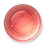 Pink soda drink Royalty Free Stock Image