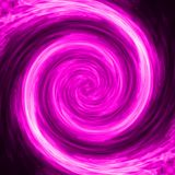 Pink space effect Stock Images