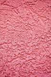 Pink Spanish wall background Stock Photography