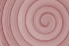 Pink spiral for background and copy space Stock Photo