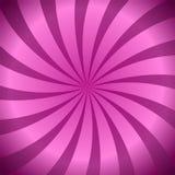 Pink spirtal background. Creative design of pink background vector illustration