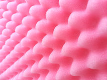 Pink sponge Royalty Free Stock Images