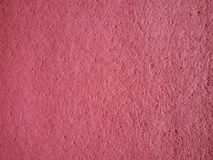 Pink sponge cloth Stock Photos