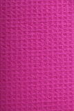 Pink sponge foam as background texture Royalty Free Stock Image