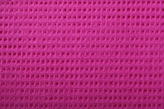 Pink sponge foam as background texture Royalty Free Stock Photography
