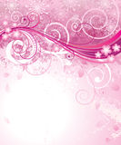 Pink of Spring stock illustration