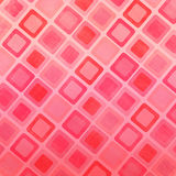Pink squares Stock Images