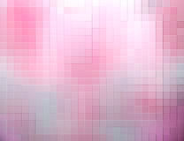 Pink squares abstract background Stock Photos