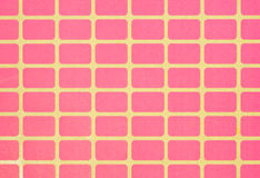 Pink squares background Royalty Free Stock Photography