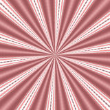 Pink star like design, abstract background Royalty Free Stock Photography