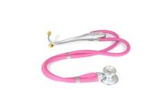 Pink Stethoscope Stock Photos