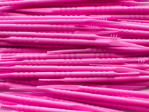 Pink sticks background Royalty Free Stock Photos