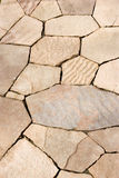 Pink stone wall Royalty Free Stock Image
