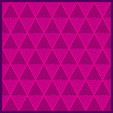 Pink strip pattern design Royalty Free Stock Images