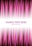 Pink Striped Background Royalty Free Stock Images