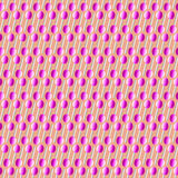Pink striped candy seamless pattern Royalty Free Stock Photo