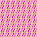 Pink striped candy seamless pattern Royalty Free Stock Photo