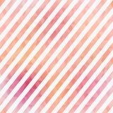 Pink stripes seamless pattern Royalty Free Stock Photo