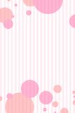 Pink stripped background Royalty Free Stock Photo