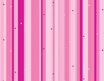 Pink Stripped Background Royalty Free Stock Images