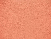 Pink stucco texture Stock Photo