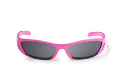 Pink sunglasses. Stock Photo