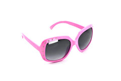 Pink Sunglasses Royalty Free Stock Images