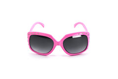 Pink Sunglasses Royalty Free Stock Photos