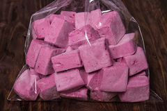 Pink sweets Royalty Free Stock Image